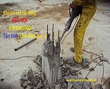 Dịch vụ Khoan cắt bê tông các Tỉnh miền Bắc: 0973865060