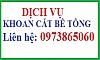 Khoan cắt bê tông Ninh Bình: 0973.865.060