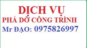 Phá dỡ công trình ở Cầu Diễn - Hà Nội: 0975826997