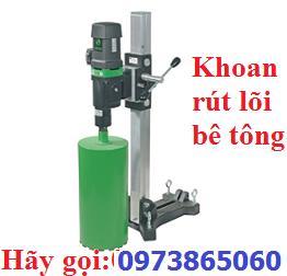 Khoan cắt bê tông ở Bắc Ninh: 0973865060